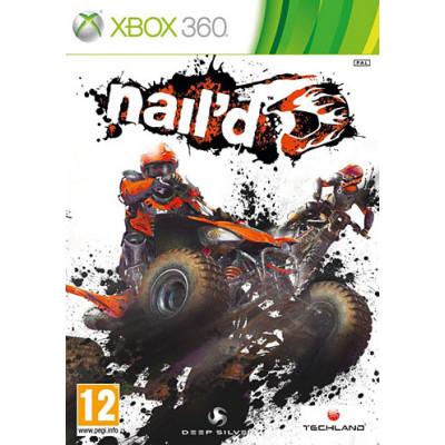 Nail'd [Xbox 360, русская документация]