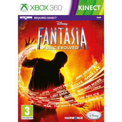 Disney Фантазия: Магия музыки (только для MS Kinect) [Xbox 360, русская версия]