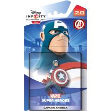 """Disney: Infinity 2.0 (Marvel) - Персонаж """"Капитан Америка"""" [PS3, PS4, Xbox 360, Xbox One]"""
