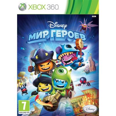 Disney: Мир Героев [Xbox 360, русская версия]