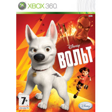 Disney/Pixar: Вольт [Xbox 360, русская документация]
