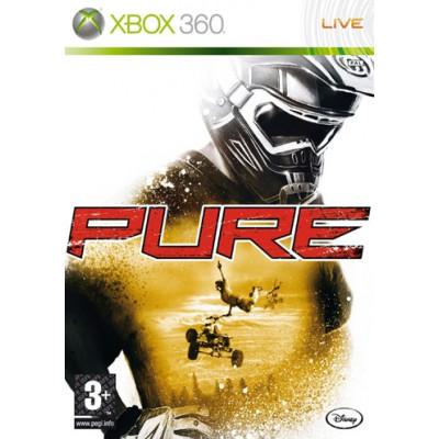 Pure [Xbox 360, русская документация]