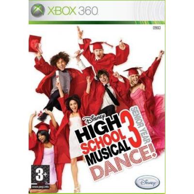 HSM3 Senior Year DANCE! [Xbox 360, английская версия]
