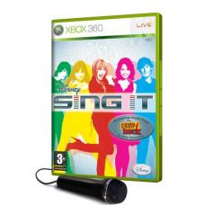 Disney Sing It (+ микрофон) [Xbox 360, английская версия]