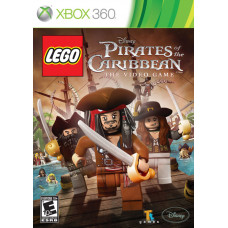 Disney LEGO: Пираты Карибского моря (Classics) [Xbox 360, русская версия]