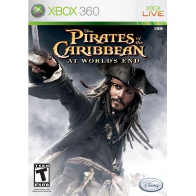 Pirates of the Caribbean 3 [Xbox 360, английская версия]