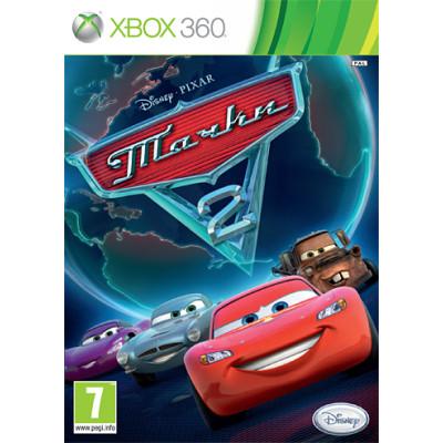 Тачки 2 [Xbox 360, русская версия]
