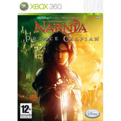 The Chronicles of Narnia: Prince Caspian [Xbox 360, русская документация]