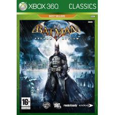 Batman: Arkham Asylum (Classics) [Xbox 360, английская версия]