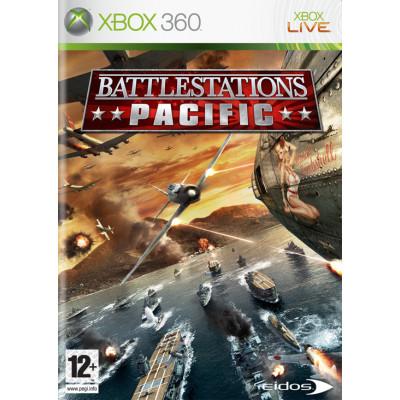 Battlestations: Pacific [Xbox 360, английская версия]