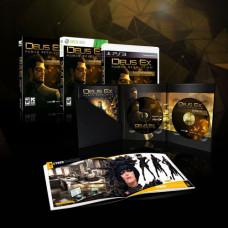 Deus Ex: Human Revolution. Специальное издание [Xbox 360, русская версия]