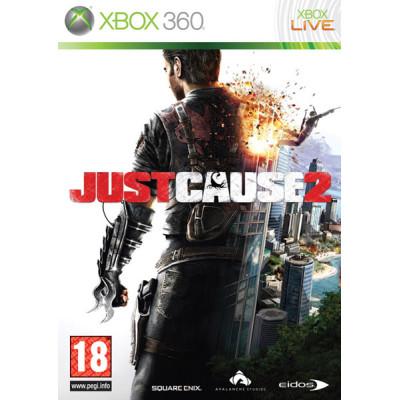 Just Cause 2 [Xbox 360, английская версия]