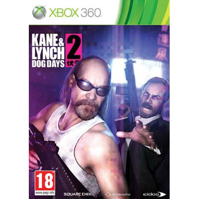 Kane & Lynch 2: Dog Days [Xbox 360, русская документация]