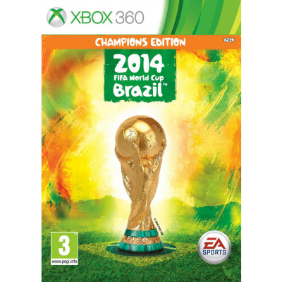 2014 FIFA World Cup. Champion's Edition [Xbox 360, английская версия]