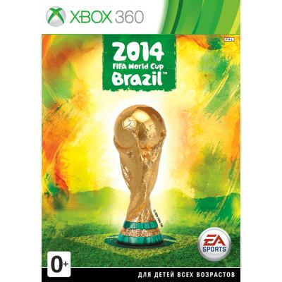 2014 FIFA World Cup [Xbox 360, английская версия]