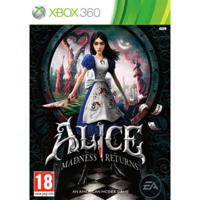 Alice: Madness Returns [Xbox 360, английская версия]