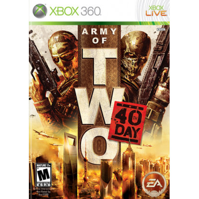 Army of Two: The 40th Day [Xbox 360, английская версия]
