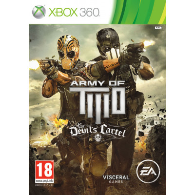 Army of Two: The Devil's Cartel [Xbox 360, английская версия]