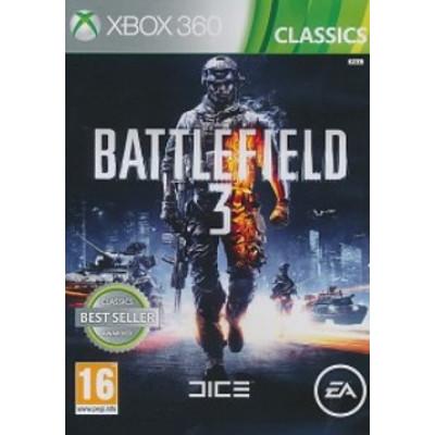 Battlefield 3 (Classics) [Xbox 360, русская версия]