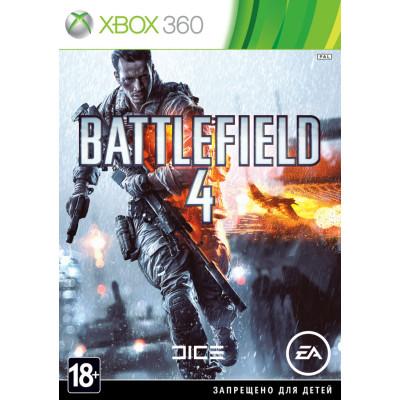 Battlefield 4 [Xbox 360, русская версия]