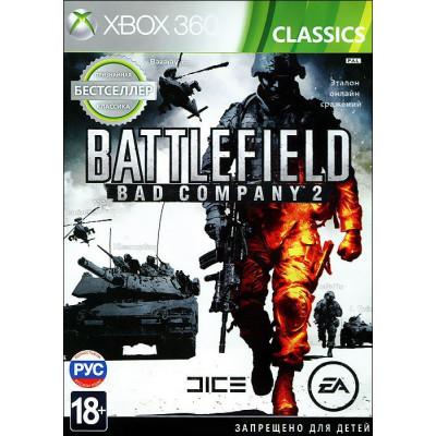Battlefield Bad: Company 2 (Classics) [Xbox 360, русская версия]