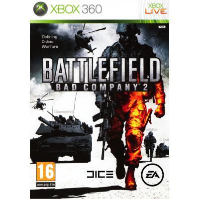 Battlefield: Bad Company 2 [Xbox 360, русская версия]