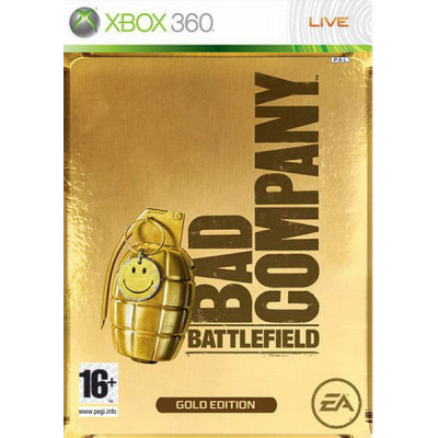 Battlefield: Bad Company. Gold Edition [Xbox 360, русская документация]