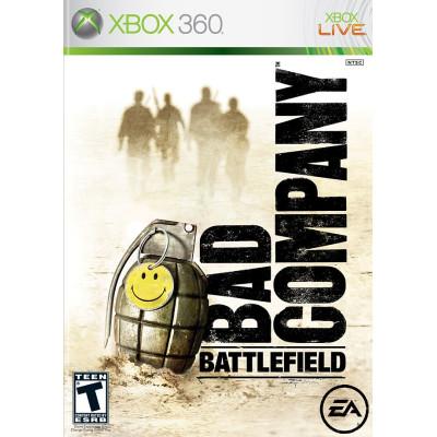Battlefield: Bad Company [Xbox 360, английская версия]