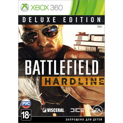 Battlefield Hardline. Deluxe Edition [Xbox 360, русская версия]