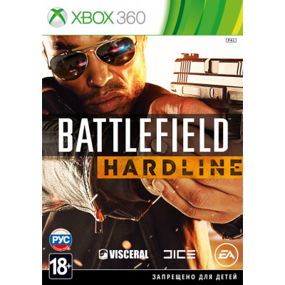 Battlefield Hardline [Xbox 360, русская версия]