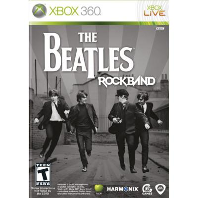 Beatles: Rock Band [Xbox 360, английская версия]