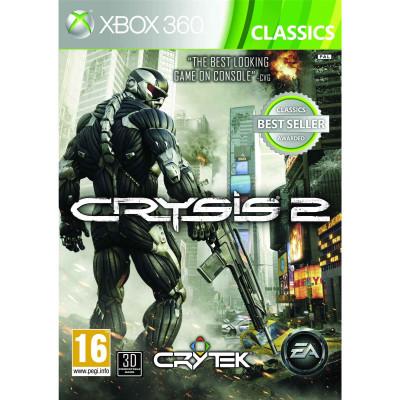 Crysis 2 (Classics) [Xbox 360, русская версия]