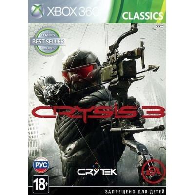 Crysis 3 (Classics) [Xbox 360, русская версия]