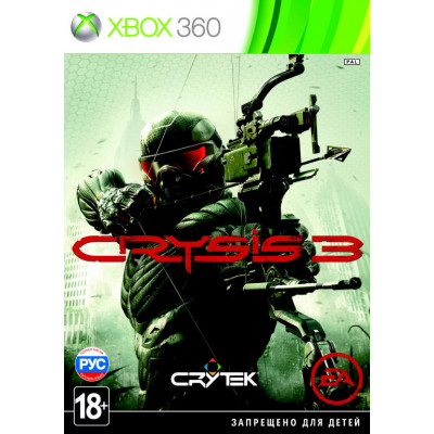 Crysis 3 [Xbox 360, русская версия]