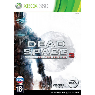 Dead Space 3. Limited Edition [Xbox 360, русские субтитры]