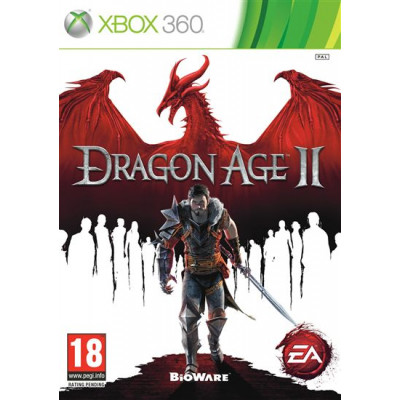 Dragon Age II [Xbox 360, русские субтитры]