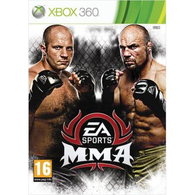 EA Sports MMA [Xbox 360, английская версия]