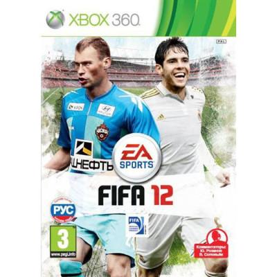 FIFA 12 [Xbox 360, русская версия]