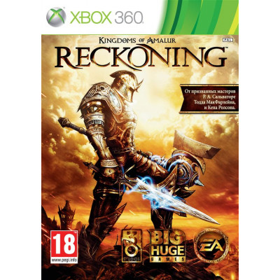 Kingdoms of Amalur: Reckoning [Xbox 360, английская версия]