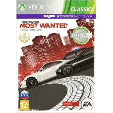 Need for Speed: Most Wanted (Classics) [Xbox 360, русская версия]