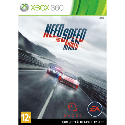 Need for Speed Rivals [Xbox 360, русская версия]