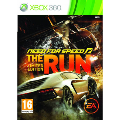 Need for Speed The Run. Limited Edition [Xbox 360, русская версия]