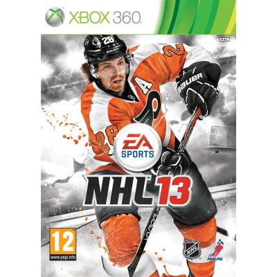 NHL 13 [Xbox 360, русская документация]