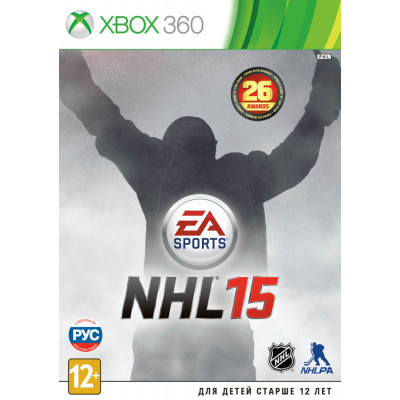 NHL 15 [Xbox 360, русские субтитры]