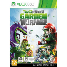 Plants vs Zombies Garden Warfare [Xbox 360, русская документация]