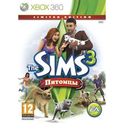 Sims 3: Питомцы. Limited Edition [Xbox 360, английская версия]