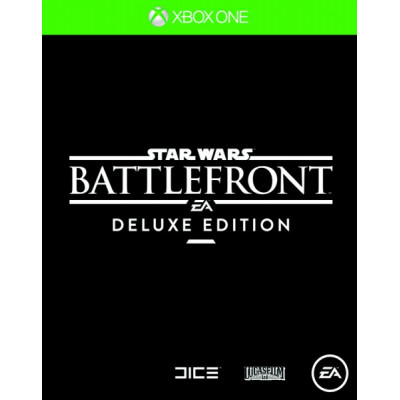 Star Wars: Battlefront (+ Битва за Джакку) [Xbox One, русская версия]