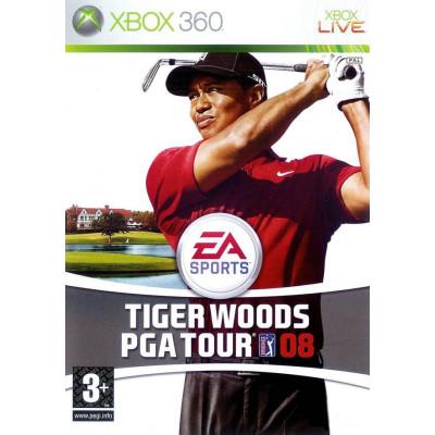 Tiger Woods PGA Tour 08 [Xbox 360, английская версия]