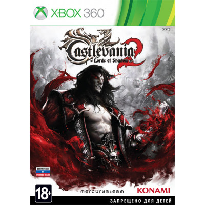 Castlevania: Lords of Shadow 2 [Xbox 360, русская документация]