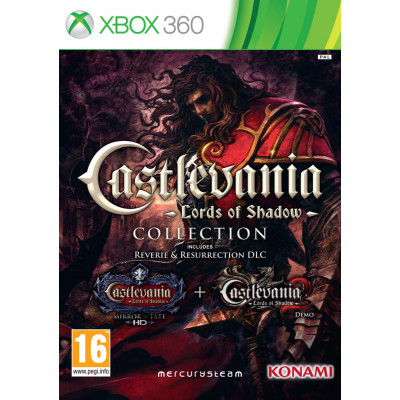 Castlevania: Lords of Shadow Collection [Xbox 360, английская версия]